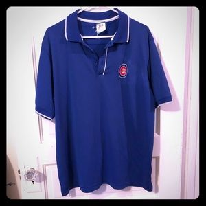 ⚾️Antigua blue Cubs polo, bought from resale shop
